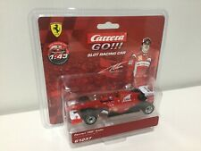 NEW Very RARE SLOT CAR Carrera Go!!! F1 Ferrari 1/43 from JAPAN F/S