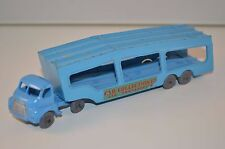 """Matchbox A2 Bedford Car Transporter """"type car collection"""" excellent condition"""