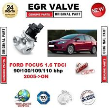 Para Ford Focus 1.6 TDCi 90/100/109/110 BHP 2005-ON 5-PIN Válvula EGR Con Juntas Incluidas
