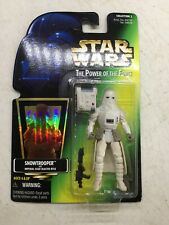 Kenner: Star Wars Power Of The Force Snowtrooper w/Imperial Issue Blaster Rifle