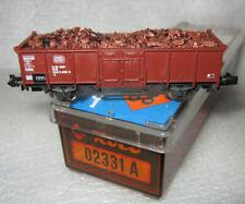 ROCO N 02331A DB GONDOLA CAR WITH COAL LOAD BOXED Typ E 035 Ep IV fleischmann