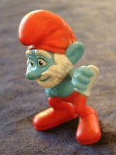 Papa Smurf figure made by Peyo 2011