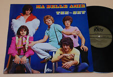 TEE SET:LP-DUTCH BEAT-1°PRESS ITALY 1970-JOLLY GOLD ! LAMINATED COVER !