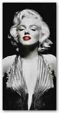 MARILYN MONROE ART PRINT Marilyn Monroe in Evening Dress