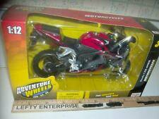 MAISTO 1:12 SCALE RED&BLACK HONDA CBR 600RR MOTORCYCLE IN THE BOX NEW