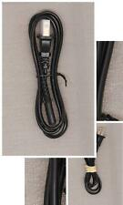 New 2Prong 2 Prong Figure8 Replacement Computer Power Cord Cable 3 ft
