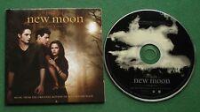 The Twilight Saga New Moon OST Thom Yorke Muse Bon Iver + CD