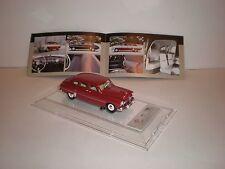 "1/43 DIP Models & Century Dragon  Russian Limousine GAZ-12 ""ZIM"" Cherry 1954"