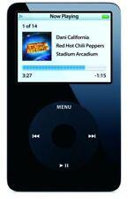 Apple iPod Classic 5th Generation Black 30 GB Ma146ll -as Is