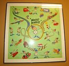 1960's Marx Toys Magic Marxie Employee Only Promotional Silk Scarf Only 1 Known!