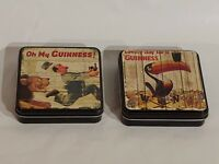 Oh My Guinness; Lovely Day for a Guinness - collector fudge tins (no food inc)