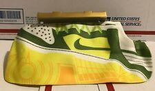 Brand New In Box Mens Nike SB Dunk Socks Buck Low Size 9-11 Green Yellow Pro