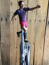FC Barcelona Beer Keg Tap Handle Giuly Barca FCB FIFA World Cup Red Blue Jersey
