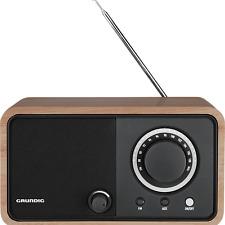 GRUNDIG TR 1200 VINTAGE OAK TREE ANALOG FM RADIO