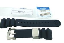 Seiko SRPA83 Blue Rubber Band Men's Prospex Padi  22mm
