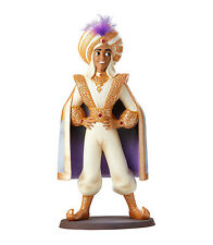 Disney Showcase Couture de Force Aladdin as Prince Ali Enesco 4055788 NIB