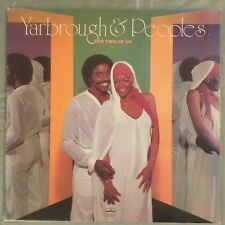 YARBROUGH & PEOPLES - The Two Of Us  (Vinyl LP) RCA Club edition R-153607