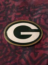GREENBAY PACKERS BELT BUCKLE NFL BUCKLES NEW