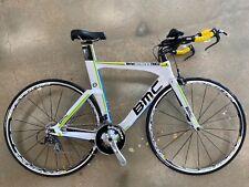 BMC TimeMachine 02 Carbon Triathlon Bike, Size Medium Short, TT Tri