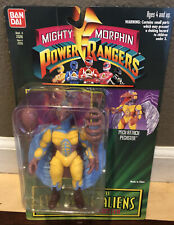 1994 MIGHTY MORPHIN POWER RANGERS EVIL SPACE ALIENS - PECK ATTACK PECKSTER
