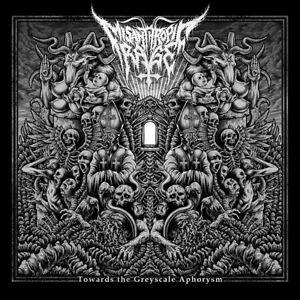Misanthropic Rage – Towards The Greyscale Aphorysm (CD)