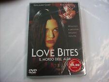 LOVE BITES IL MORSO DELL'ALBA - DVD SIGILLATO 2002 - ASIA ARGENTO