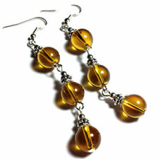 Glass Amber Handcrafted Jewellery