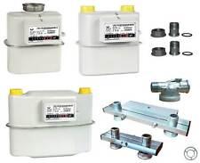 Gaszähler G4 DN25 130, 250mm Einrohr Zweirohr Zubehör Konsole | mit Zertifikaten