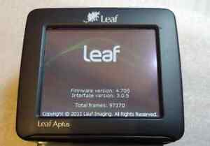 Leaf Aptus 75S Mamiya/Phase One mount + Camera kit - please read!!!