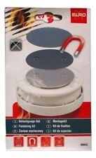 ELRO RMAG2 Magnet Befestigungs-Set Ø 7cm für Rauchmelder,Gasmelder,Heizmelder