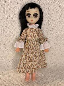 Vintage Mod  Susie Sad Eyes Doll Pre Blythe