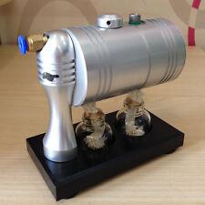 Steam Boiler Kit Hot Air Steam Generator Boiler Steam Engine Boiler Part Unibody
