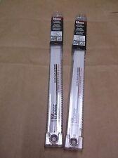 10 Blades Morse Rb8501014 Bi-metal Reciprocating Saw Blade 8-Inch 10/14Tpi (C2S)
