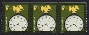 #3762 10c American Clock, PNC3 S1111, Mint **ANY 4=FREE SHIPPING**