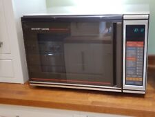 Sharp Carousel Convection Microwave Oven Model R-8560