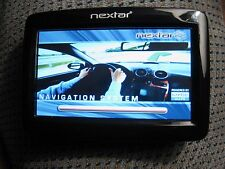 Nextar Q4 Series GPS,  Memory Card, and Stylus Only no charger or holder