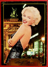 """Sports Time Inc."" MARILYN MONROE Card # 163 individual card, issued in 1995"