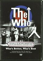 The Who Whos Better Whos Best [DVD]