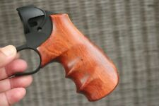 Wood Grips For Taurus Judge Public Defender Poly Full Size No Pinky lost # 10