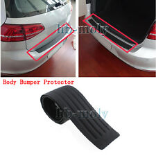 1X Rear Bumper Protector Car Guard Body Scratch Protector Decor Cover For Kia