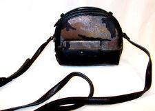 Danielle Nicole Loy Satchel Metallic Camo Crossbody Handbag Purse 8x4 inches NWT