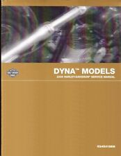 2006 Harley Dyna FXD Service Repair Shop Workshop Manual Book 99481-06A