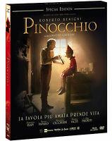 PINOCCHIO Edizione Speciale Combo Pack (BLURAY + DVD + Cards) Roberto Benigni