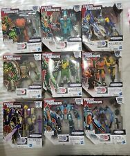 Transformers 30th Anniversary Voyager Class Lot