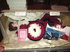 Franklin Heirloom Clarissa The Gibson Girl In Vogue *NIB *COA