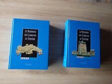 Coffret 2 volumes Le patrimoine des communes du Finistère