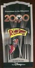 Disney pin Countdown to the Millennium Who Framed Roger Rabbit Jessica Dangle