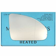 Right side Wide Angle Wing mirror glass for Proton Persona 2-gn 08-10 heated