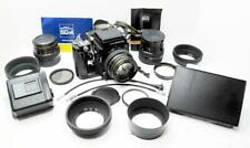 Zenza Bronica Camera SQ-A Includes Lenses, Accessories, Instructions & Case