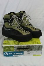 Scarpa Freney GTX Climbing Hiking Trekking Boots Size EU 45 Boxed Shoes Mountain